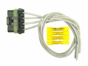 For 1995-2005 Chevrolet Blazer HVAC Blower Motor Resistor Harness 93821XN 1996