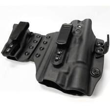 Jedburgh Kydex Holster fits Glock 9mm/.40/.357sig with TLR-1/HL/S Light Side Car