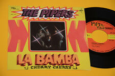 "THE PIPERS 7"" 45 (NO LP )LA BAMBA 1°ST ORIG ITALY BEAT 1967 EX"