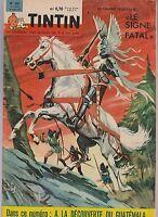 TINTIN n°661 du 22 Juin 1961 - Bel état