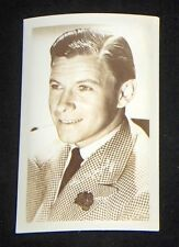 George Murphy 1940's 1950's Actor's Penny Arcade Photo Card