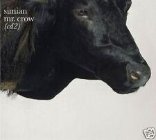 SIMIAN Mr. Crow 2 UNRELEASE & VIDEO & MIX UK CD Single