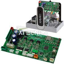 Scheda elettronica FAAC E721 63002485 per automazione scorrevole 24V C720 C721