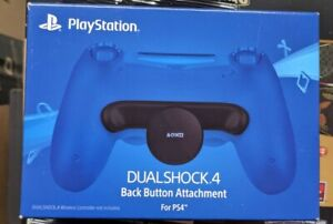 Sony PlayStation 4 DualShock Back Button Attachment PS4 No Controller New FS