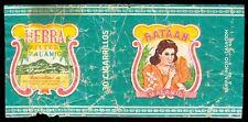 Philippines BATAAN MALAMIG Cigarette Label