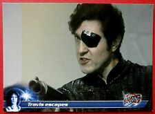 Terry Nation's BLAKE'S 7 - Card #39 - Travis Escapes - Unstoppable Cards 2013