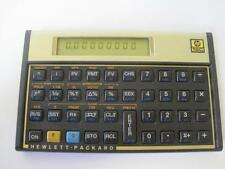 Hewlett Packard HP 12c Platinum Financial Calculator 25th Anniversary Edition