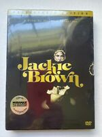 Jackie Brown Collector's Edition 2-Disc DVD Set from Best Buy NEW Factory Sealed