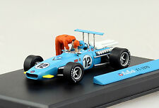 Michel Vaillant F1 1970 Sportwagen Diorama 1:43 Altaya/IXO Modellauto