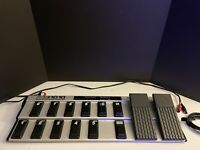 Behringer FCB1010 MIDI Foot Controller With 2 Expression Pedals - Barely Used