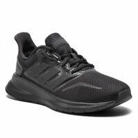 Scarpe Adidas Runfalcon Donna Leggera Nero Running Allenamento Lavoro Estiva