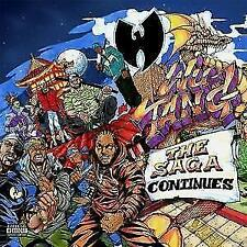 The Saga Continues von Wu Tang Clan (2017)