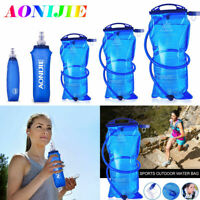 1L-3L Water Bladder Backpack Water Bag for Outdoor Bike Riding Camping Hiking