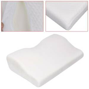 Contour Memory Foam Pillow Sleep Orthopaedic Cervical For Head Neck Back Support