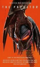 Predator : Official Movie Tie-in Christopher Golden (2018, Paperback)