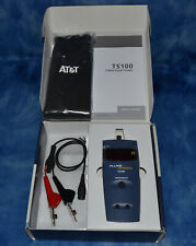 Fluke Networks 26500500 TS100 AT&T Cable Fault Finder w/ BNC - Banana - ABN