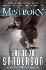 Mistborn: Mistborn 1 by Brandon Sanderson (2014, Paperback)