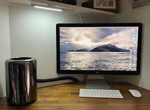 Apple Mac Pro Xeon 3.7GHz 32Gb Ram 1TB SSD DUAL AMD FirePro D500 3Gb + Warranty!