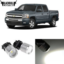 3157 3156 LED Backup Reverse Light Bulbs for Chevy Silverado 1500 2007-2013
