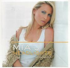 Mia J. Headlights Limited Edition Promo Remixes 2009 CD