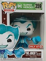 Funko Pop! The Joker as Jack Frost DC Comics Holiday Target Exclusive Pop 359