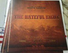 The Hateful Eight 70mm Roadshow Program