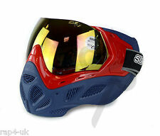 Valken SLY Profit Paintball Mask Goggles LE Russian Legion Red/Blue [DO1]