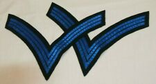 Civil War Federal Private Purchase silk Infantry Sergeant's Chevrons
