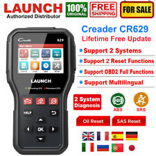 LAUNCH CR629/CR319 OBD2 Scanner Code Reader Automotive Scan Tool Car Diagnostics