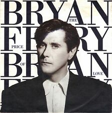 "7"" Bryan Ferry (Roxy Music) – The Price Of Love (The R & B '89 Remix) // Germany"