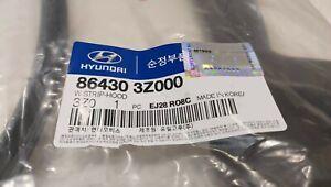 HYUNDAI Genuine Weather Strip Hood for Hyundai i40 (VF) 86430-3Z000