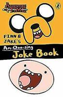 Hora de Aventuras: Finn y Jake's Am-Ooo-Sing Broma Libro