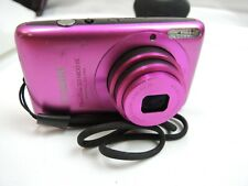 CANON POWERSHOT SD1400 IS DIGITAL ELPH