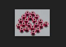 LOCK NUT (20),M3 RED PD1302 THUNDER TIGER