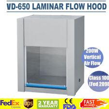 VD-650 Ventilation Laminar Flow Hood Air Flow Clean Bench Workstation Get