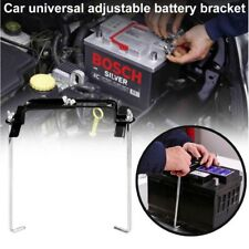 Car Storage Battery Holder Hold Down Tray Adjustable Stabilizer Bracket 19cm GL