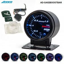 "52 mm 2"" LED analógico digital medidor de barra de turbo Boost ajuste Apexi Defi Greddy Pod"