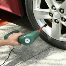 DC 12V Auto Compressor Cordless Handheld Car Tyre Pump Inflator Rechargeable Kit