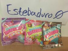Smooshy Mushy Series 1 LOT OF 3 Besties Blind Bags Bakies Sweeties Munchies NEW