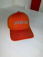 Arctic Cat Performance Embroidered Lettering Cap - Orange