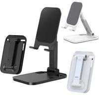 Foldable Universal Tablet Stand Desk Holder Mount Cell Phone For iPad iPhone 12