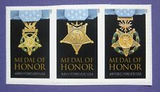 4822b-4823b-4988 ~ Forever Stamp ~ Vietnam War Medal of Honor Issue (cc26)