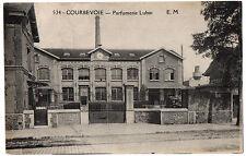 CPA 92 - COURBEVOIE (Hauts de Seine) - 534. Parfumerie Lubin - E.M.