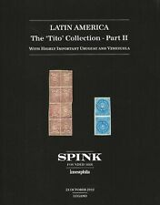 Tito Collection of Uruguay & Venezuela, Spink, Lugano, Switzerland, Oct 23, 2012
