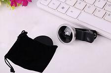 Magnet Objektiv Weitwinkel Handy selbst IE Fisheye Kamera Linse Set Handy ❤