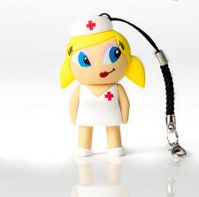 MEMORIA USB PENDRIVE ENFERMERA KITTY 16GB. ENVÍO URGENTE (ESPAÑA)