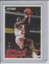 Michael Jordan 1993 93-94 Fleer #28