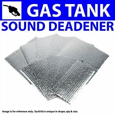 Heat & Sound Deadener Ford Fairlane 1962 - 1965 Gas tank Kit 7212Cm2 zirgo hot