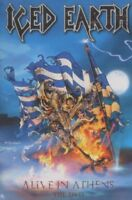 """ICED EARTH """"ALIVE IN ATHENS"""" DVD NEUWARE"""