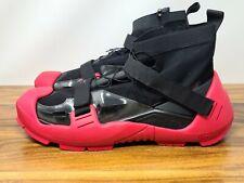 Nike NIKELAB libre TR3 MMW Matthew Williams Negro Rojo AQ9200-001 hombre 11.5